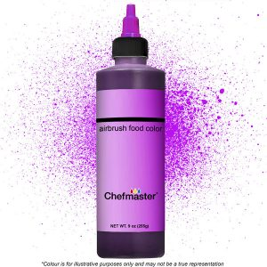 purple airbrush color chefmaster