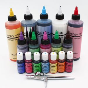 Airbrush Food Colors