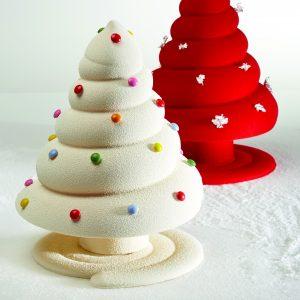 3d Christmas Tree Chocolate Mold for custom chocolates