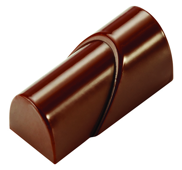 Cylinder Chocolate Mold for custom chocolates
