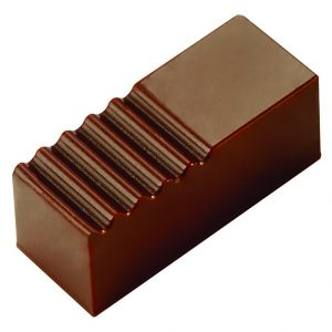 Rectangle Chocolate Mold for custom chocolates