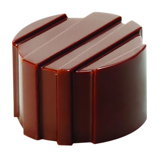 Round Chocolate Mold for custom chocolates