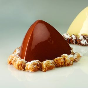 Individual Dessert Mold for modern dessert