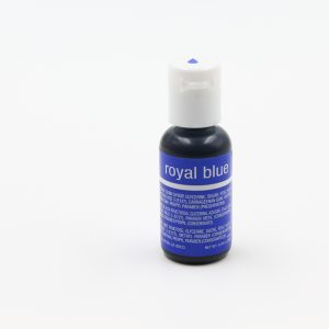 chefmaster Gel food colour in royal blue
