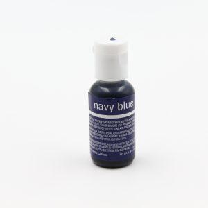 chefmaster Gel food colour in navy blue