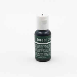 chefmaster Gel food colour in forest green