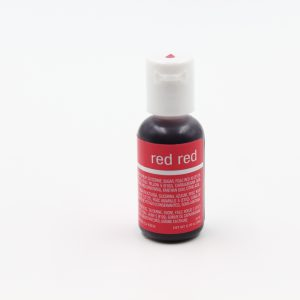 chefmaster Gel food colour in red red